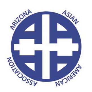 Arizona Asian American Association logo